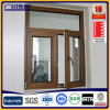 L'aluminium de châssis de fenêtre en aluminium profile les bâtis en aluminium