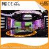 Pantalla de visualización a todo color al aire libre de LED de HD P4 SMD