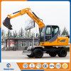 Nuevo excavador de la rueda de la venta directa de la fábrica de China con precio bajo
