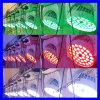 36PCS 15W LED 5 dans 1 éclairage principal mobile de faisceau de RGBWA