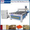 Máquina do router do CNC do Woodworking da tabela de 1325 vácuos para o anúncio de madeira