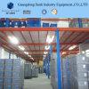 Rack de mezanino ajustável de vários níveis com 500 kg para armazenagem de armazém