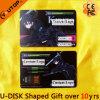 Gift USB van de Kaart van de Naam van het Embleem van de douane de Draaiende (yt-3107)