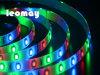 Indicatore luminoso di striscia Non-Impermeabile di SMD 5050 RGB LED con Ce RoHS