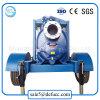 El impulsor del motor diesel de autocebado bomba de agua centrífuga