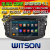 Véhicule DVD de l'androïde 5.1 de Witson pour Toyota RAV4 (2008-2011) (W2-F9126T)