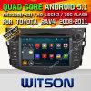 Androïde 5.1 Auto van Witson DVD voor Toyota RAV4 (2008-2011) (W2-F9126T)