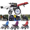 El número de modelo eléctrico de las sillas de rueda es Ny-680
