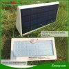 Outdoor Solar Power PIR Motion Sensor Light 57 LED Lampe de montée murale Solar Security Garden Patio Light avec 3 modes de travail