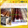 Grossy Kristalllack-hölzernes Korn-Aluminiumprofil für Möbel-Dekoration