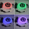 LED 지구 빛을 바꾸는 색깔