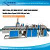 Mittlere Shirt-Beutel der Geschwindigkeits-220 PCS/Min, die Maschine herstellen