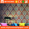 2016 Papel de parede de vinil de PVC de alta qualidade Guangzhou para restaurante