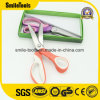 Forbici di dentellatura del tessuto professionale del sarto con la maniglia molle