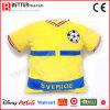 Het Gevulde Kussen van de Voetbal van de Bevordering van sporten Overhemd voor Ventilators