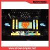 Pantalla de visualización a todo color de interior de LED del alquiler de Showcomplex P3 SMD