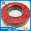 Красный CCA Condcutor изолированный PVC/черный кабель диктора