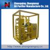 Máquina del tratamiento del aceite del transformador del vacío de Zyd, sistema del purificador de aceite del transformador