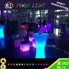 Mobiliário de mesa LED para mudança de cor para decoração de eventos