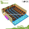 ASTM Certificate Professional Indoor Trampoline Bed für Centre
