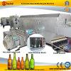 De automatische Wasmachine van de Fles Tequila