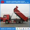 Caminhão de descarga Zz3257n3447A1 do caminhão de descarregador do Tipper de Sinotruk HOWO 6X4