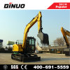China Factory 6ton Mini RC Excavator with Yanmar Engine