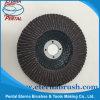 Borboleta de abrasivos para o metal da roda