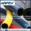 Industrielles Hochdrucktextilumsponnener Luft-Gummi-Schlauch