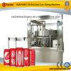 Llenado automático de latas de bebidas carbonatadas