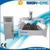China Baixo ruído de Big Power Stone para entalhar Router CNC