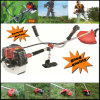 52cc сверхмощное Petrol Strimmer Grass Trimmer, Brush Cutter, CE Approved 3 Tooth Blades Petrol Lawnmower