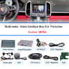 GPS Car Video Interface para a Porsche PCM3.1 sistema ou sistema Andriod Wince