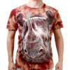 Sale chaud Fashion T-Shirt Men 3D Tees