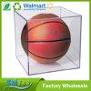 Cajas de acrílico cuadradas de encargo del baloncesto de encargo con las tapas venden al por mayor