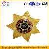 Insigne personnalisé en métal de configuration de Sun de qualité