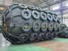 Navio Marine Paralamas Borracha pneumático com boas características de construção