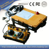 La meilleure grue de pont des prix à télécommande/à télécommande par radio de Telecrane/manche F24-60