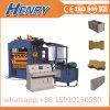 Bloc Qt4-15 concret automatique faisant la machine de brique de pavé de machine