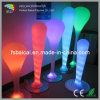 Funcionamiento a pilas que cambia de color de luz LED