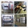 Horno eléctrico de la cubierta de la aplicación de cocina del acero inoxidable para la hornada del pan