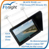 D55 5.8g 32CH 7  Flysight Diversity Receiver LCD Monitor voor Fpv RTF Electric RC Planes