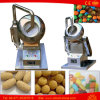 Machine à revêtir au chocolat au sucre à la tablette à la poitrine 304 en acier inoxydable