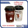 Wegwerfplastikkaffeetasse-Deckel