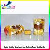Perfume Capacidad redondo grande Caja con estampado en caliente