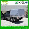 Couverture imperméable à l'eau de camion de bâche de protection de PVC