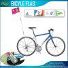 Fahrrad-komprimierende Laufring-Sicherheits-warnende Markierungsfahne