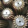 Chanvre de sisal de pivot et balai en aluminium de mélange de papier sablé (YY-182)