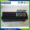 Meilleur prix USB / RJ45 / RS232 Bulk GSM SMS GPRS Modem16 Carte SIM Multi carte GSM avec antenne externe