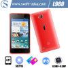 De hoogste 4.5 IPS Sc7715 van de Duim Dubbele Dubbele Androïde Telefoon SIM van de Camera 3G (L960)